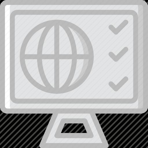 communication, media, news, web icon