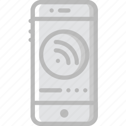 communication, media, news, phone, signal icon