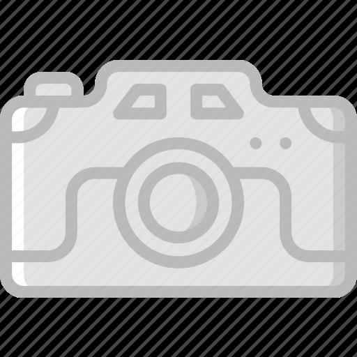 camera, communication, media, news icon