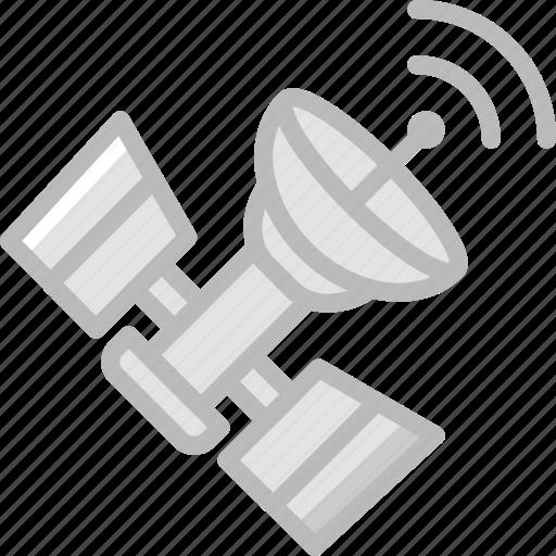 communication, media, news, satellite icon