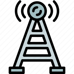 communication, media, news, signal icon