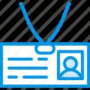 badge, communication, journalist, media, news icon