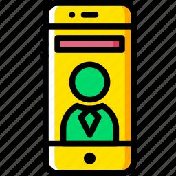 communication, media, news icon