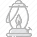craft, gas, lamp, outdoor, wild icon
