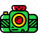 camera, photography, record, video icon
