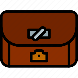 bag, camera, photography, record, video icon