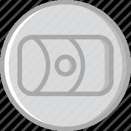 camera, lens, photography, record, video icon