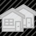 estate, home, house, neighbourhood, property, real