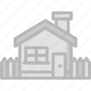 real, home, property, estate, house