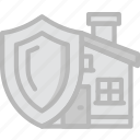 estate, home, house, property, protected, real