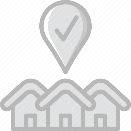 estate, home, house, property, real, sale, success icon