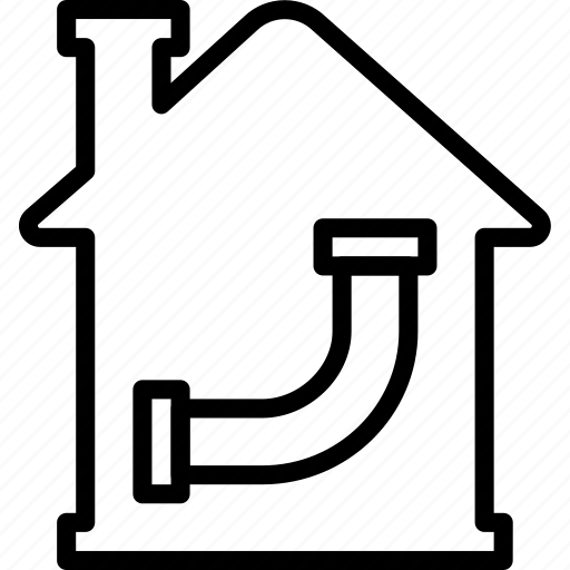 Estate, home, house, property, real, utilities icon - Download on Iconfinder