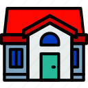 real, home, property, estate, house icon