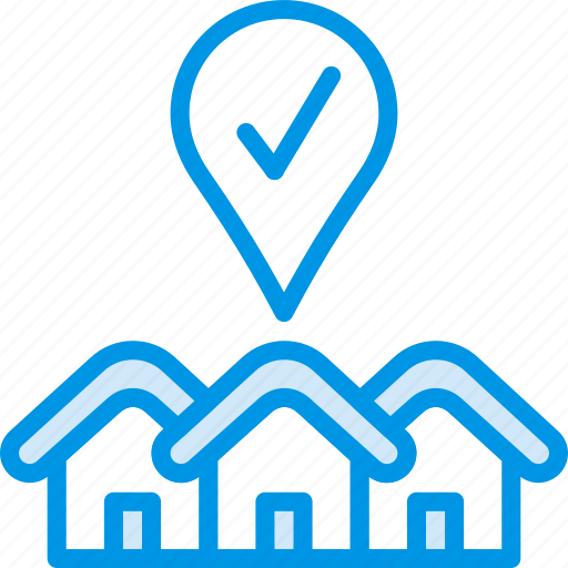 Estate, home, house, property, real, sale, success icon - Download on Iconfinder