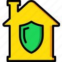 real, estate, house, protected, home, property