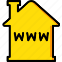 browse, estate, home, house, property, real icon