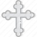 cross, faith, orthodox, pray, religion icon
