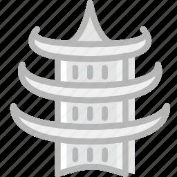 faith, pray, religion, taoist, temple icon
