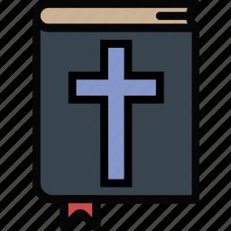 bible, faith, pray, religion icon