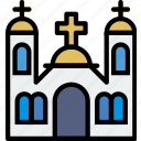 catolic, faith, monastery, pray, religion icon