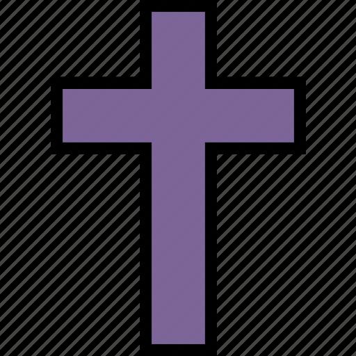 catolic, cross, faith, pray, religion icon