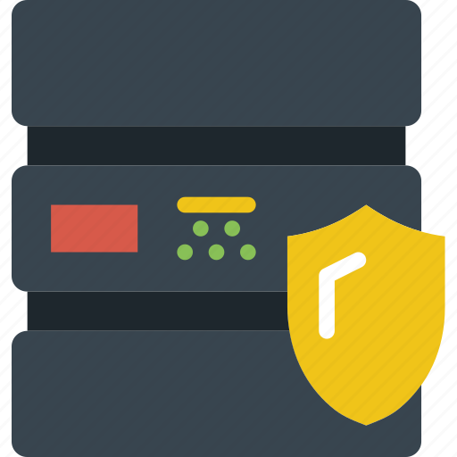 Database, protected, protection, secure, security icon - Download on Iconfinder