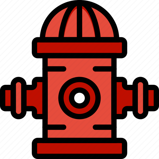 hydrant, protection, secure, security icon