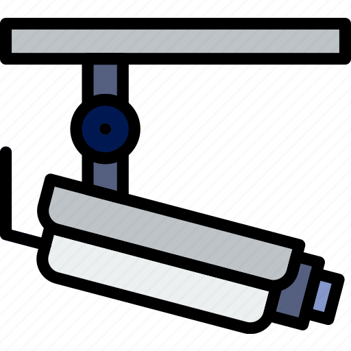 bank, camera, protection, secure, security icon