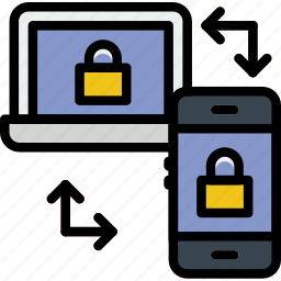 protection, secure, security, transfer icon