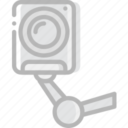 camera, indoor, safe, safety, security icon