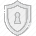 antivirus, encryption, safe, safety, security icon