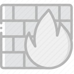 firewall, safe, safety, security icon