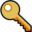 key, protect, safety, security icon