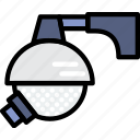 bank, camera, protect, safety, security icon