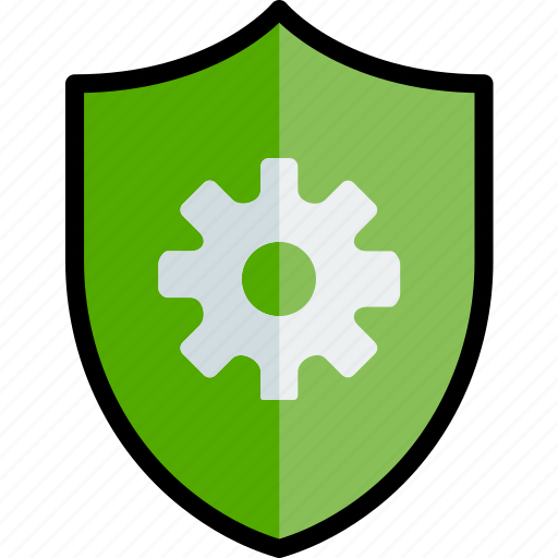 antivirus, protect, safety, security, settings icon