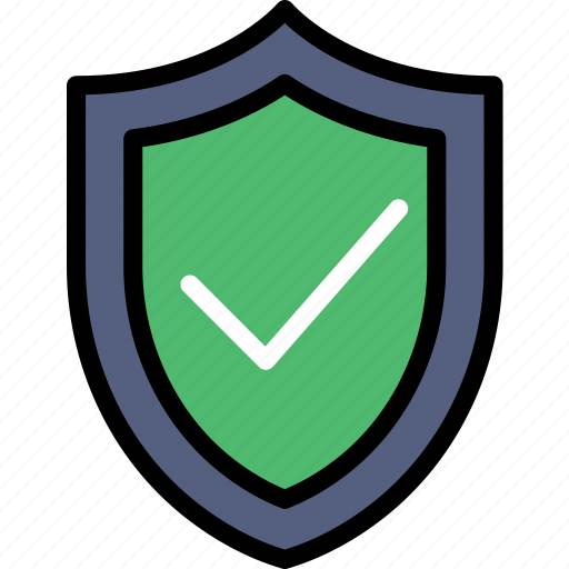 protect, protected, safety, security, system icon