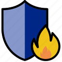 antivirus, firewall, protect, safety, security icon