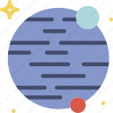 astronomy, planet, space icon