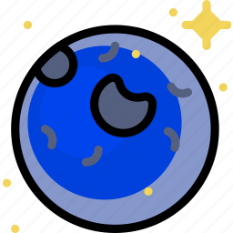 cosmos, neptune, space, universe icon
