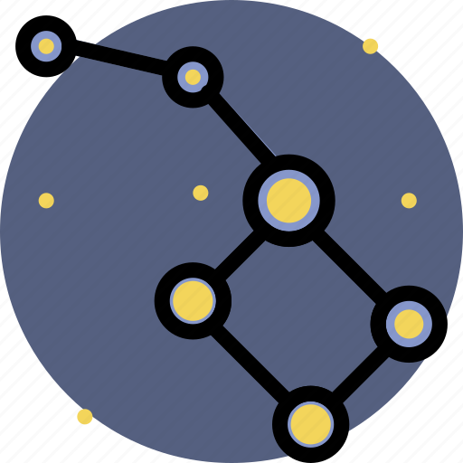 cosmos, minor, space, universe, ursa icon