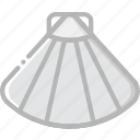 journey, sea, shell, travel, voyage icon