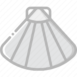 journey, sea, shell, travel, voyage icon
