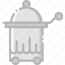 journey, room, service, travel, voyage icon
