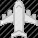 journey, plane, travel, voyage