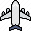 journey, plane, travel, voyage icon