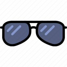 journey, sunglasses, travel, voyage icon