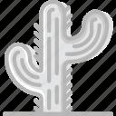 cactus, cowboy, desert, gun, west, wild icon