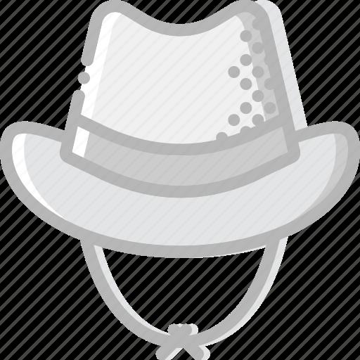 cowboy, desert, gun, hat, west, wild icon