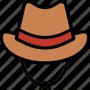 cowboy, desert, gun, hat, west, wild