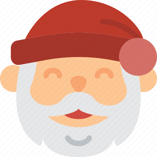 christmas, holiday, santa, winter icon